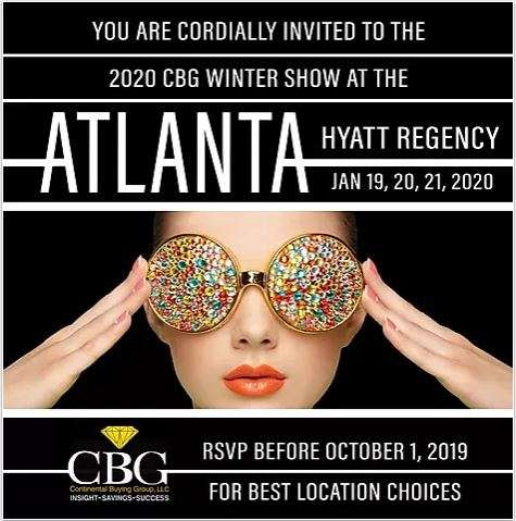 2020 CBG WINTER SHOW : ATLANTA