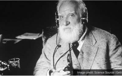 """""""Mr. Watson, come here; I want you"""" – Alexander Graham Bell"""